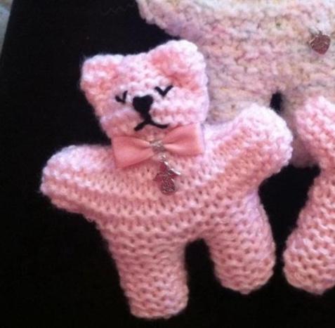 teddy bear Lisas Stars